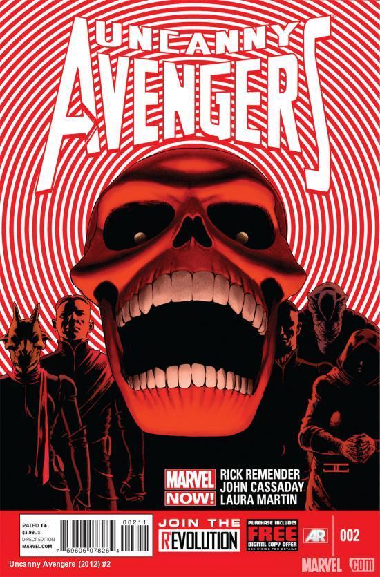 Review: Uncanny Avengers #2
