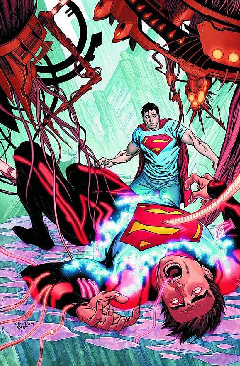 Superboy 15 header
