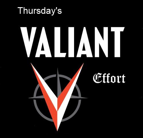 Thursday's Valiant Effort:  TCBD #2