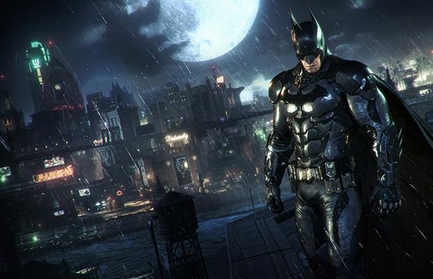 Arkham Knight Image