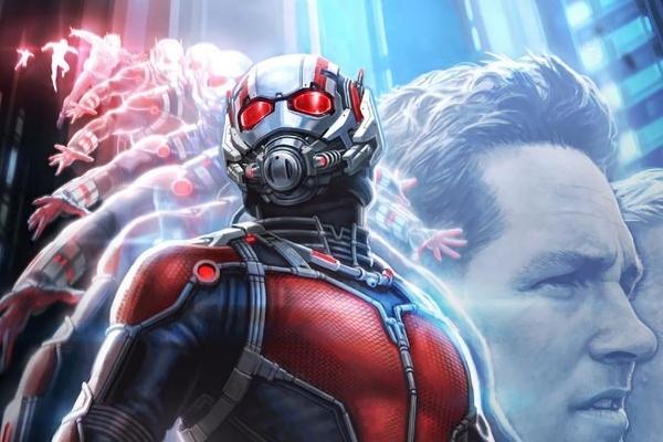 Ant-Man Publicity