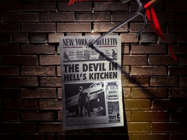 Daredevil Netflix Series: Elodie Yung is Elektra