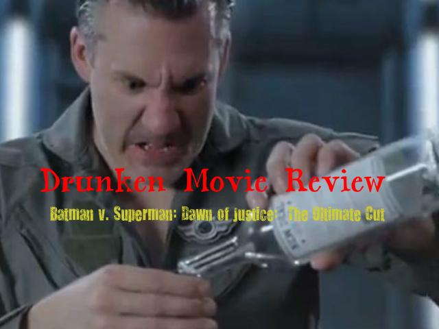 Drunken movie review