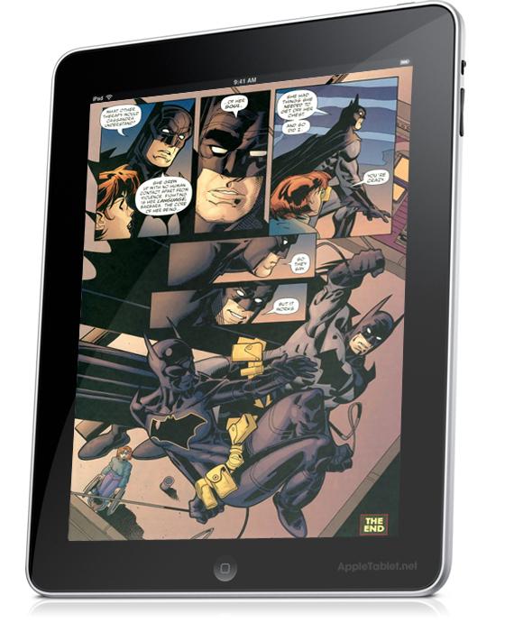 Comic Revolt with David Gillette: Going Digital