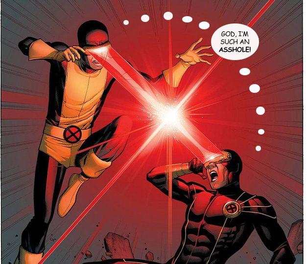 Cyclops vs Cyclops