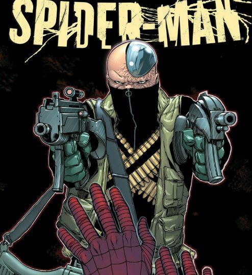 Superior Spider-Man #4 Cover Art