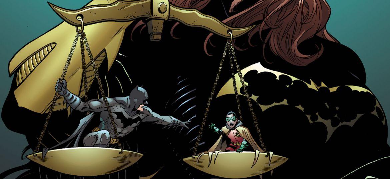 Batman and Batgirl 21 Picture 1