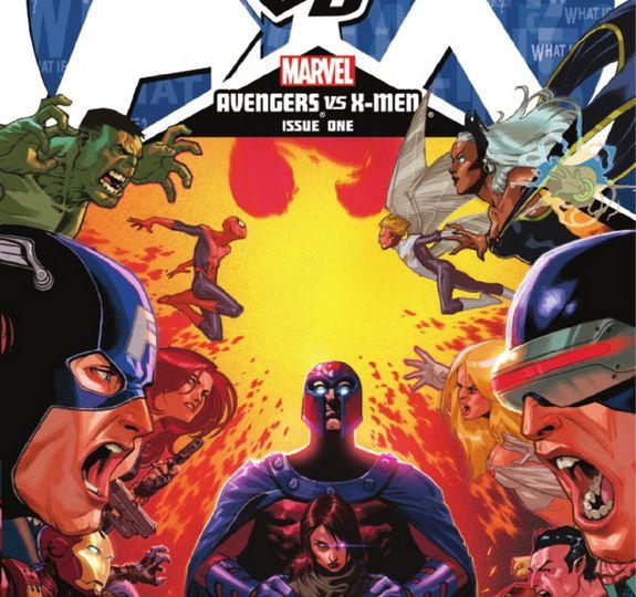 What If Avengers vs. X-Men Cover