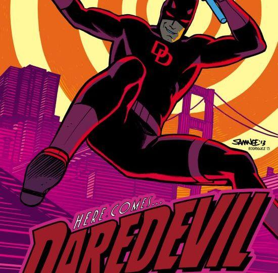 Daredevil: Road Warrior Cover
