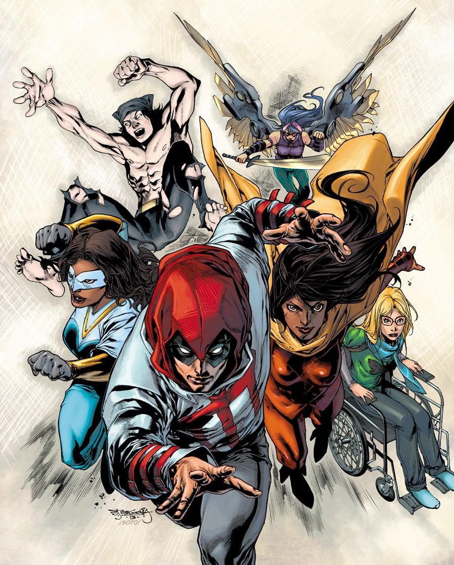 DC Comics in May