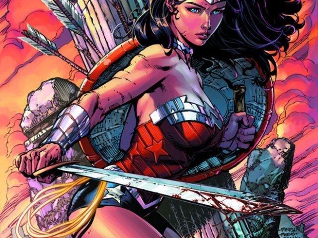 November's Wonder Woman creative team announced