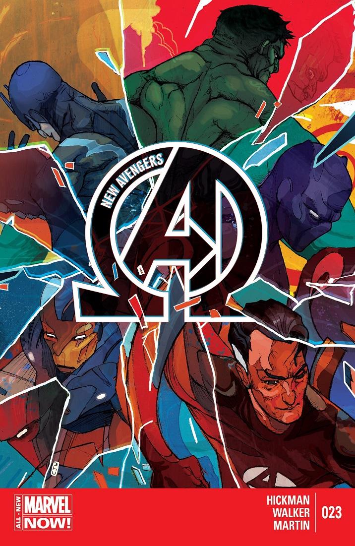 New Avengers #23