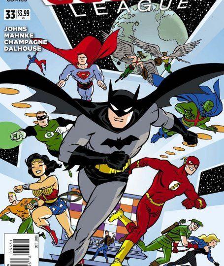 Justice League 33