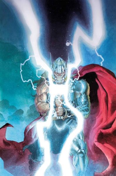 Thor God of Thunder #25 Cover
