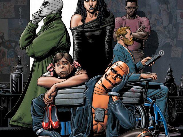 Nine wonderful things from Doom Patrol