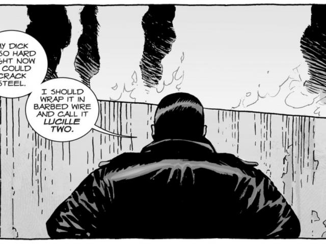 TCBD Dead Talk: S06E05 Plus Negan Revealed!