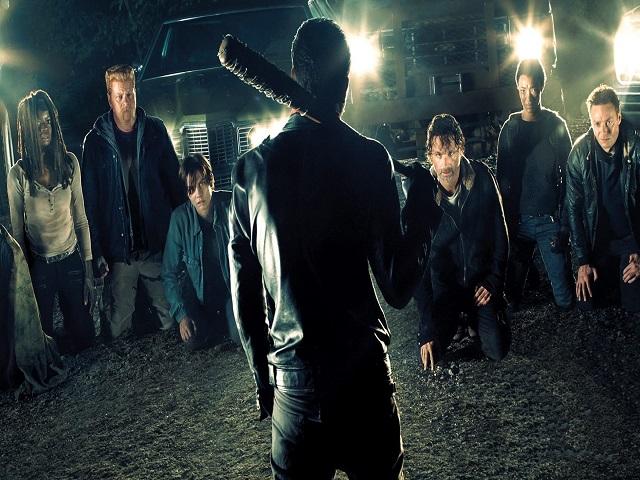 Walking Dead Season 7 Ratings – It's a Doozy!