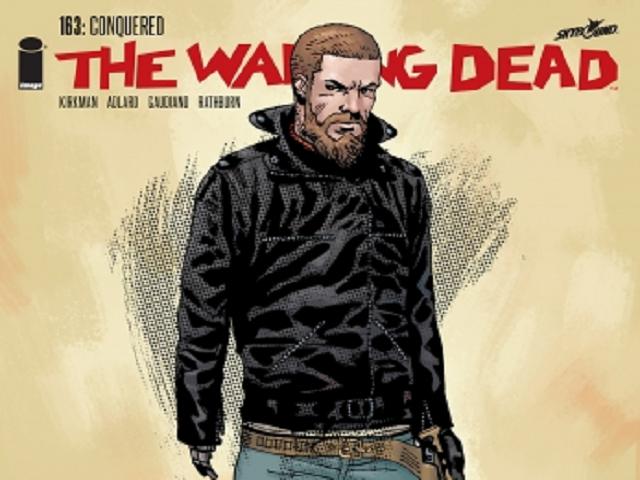 Image Comics Reveals Walking Dead Variant